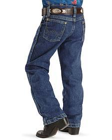 Wrangler Jeans - George Strait - 4-7