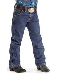 Wrangler Jeans - George Strait - 8-16 at Sheplers