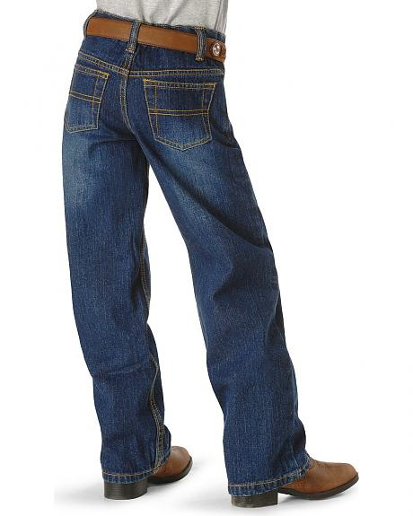 Cinch � boys' Black Label slim fit jeans - 4-7