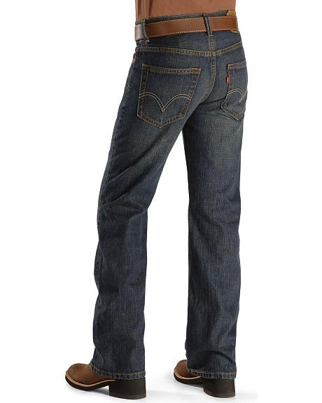 Boys' Levis � Jeans Regular Fit Boot Cut 527 - 8-16 husky