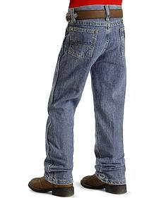 Wrangler Jeans - George Strait Cowboy Cut Jeans - 4-7 Reg/Slim