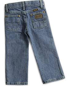 Wrangler Jeans - George Strait Cowboy Cut Jeans - 1T-3T Reg