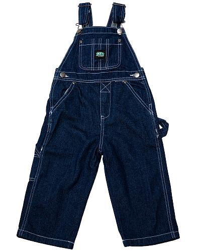 Key Industries Toddler Boys Denim Overalls 2T-4T Western & Country 224.45