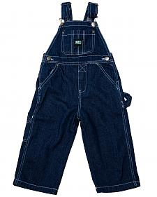 Key Industries Toddler Boys Denim Overalls - 2T-4T