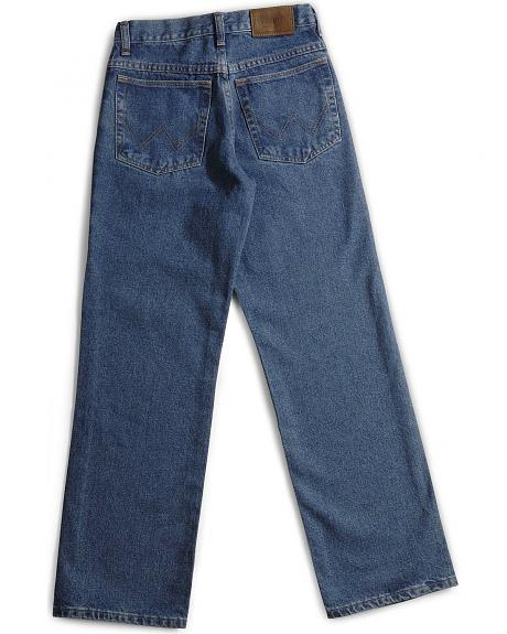 Wrangler Jeans - Boys 8-16 Regular/Relaxed Fit