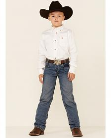 Cinch � Boys' White Label Jeans - 8-16 Slim