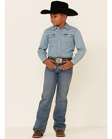 Cinch � Boys' White Label Jeans - 8-16 Regular