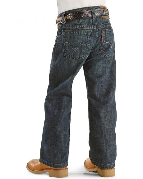 Toddler Boys' Levis � 514 ?  Highway Jeans - 2T-4T