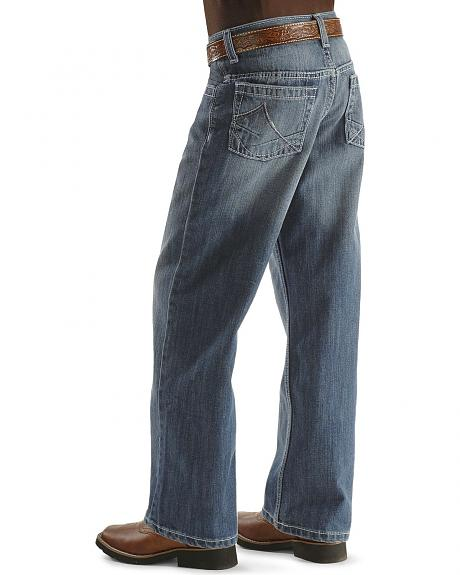 Wrangler 20X Jeans - No. 33 Extreme Relaxed Fit - Boys' 8-16 Regular