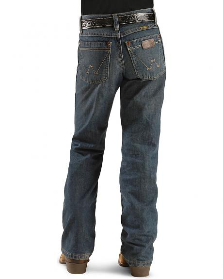 Wrangler Boys' Retro Night Sky Jeans - 4-7