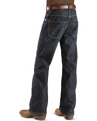 Boys' Levi's � Jeans Boot Cut 527 -  8-16 at Sheplers