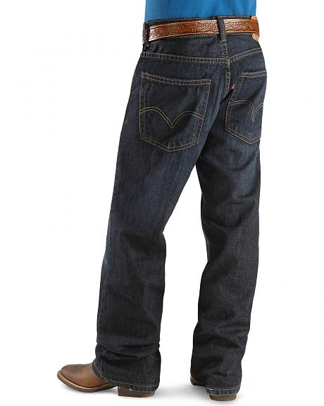 Boys' Levis � Jeans Boot Cut 527 -  Husky