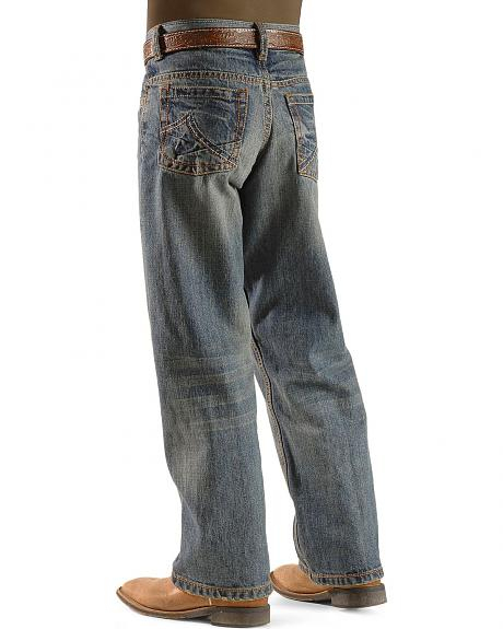 Wrangler 20X Jeans - No. 33 Extreme High Noon Relaxed Fit - Boys' 8-16 Regular