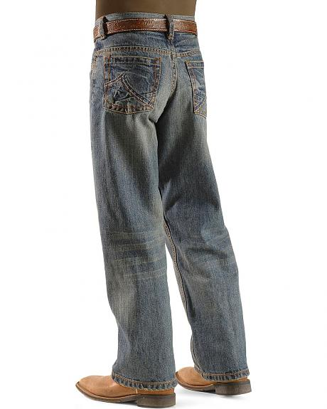 Wrangler 20X Jeans - No. 33 High Noon Extreme Relaxed Fit Jeans - Boys' 4-7 Reg