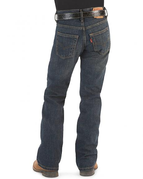 Boys' Levis � Jeans 527 Rusted Rigid - 8-18