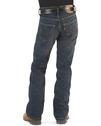 Boys' Levis � Jeans 527 Rusted Rigid - Husky at Sheplers