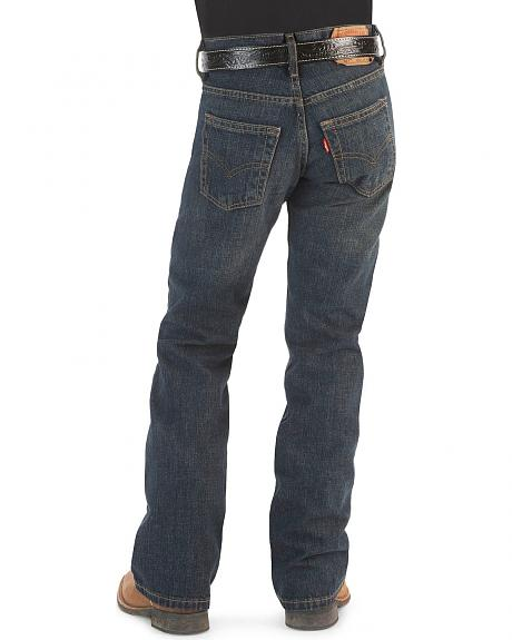 Boys' Levi's � Jeans 527 Rusted Rigid - Husky