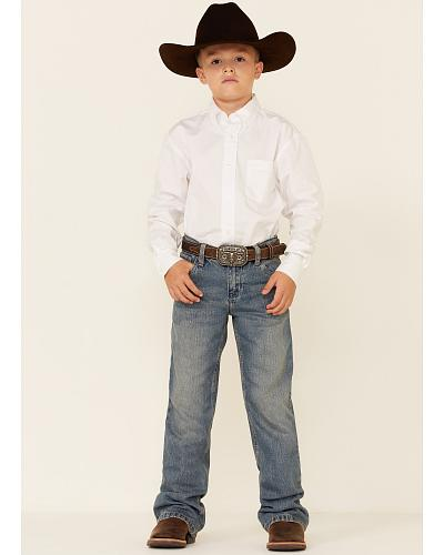 Cinch  Boys Tanner Jeans 8-18 Regular Western & Country MB16982001IND