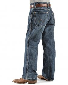 Wrangler Boys' Retro Relaxed Fit Straight Leg Jeans - 8-16