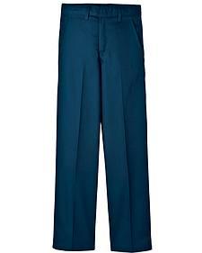 Dickies Boys' Flex Waist Flat Front Pants - 4-7