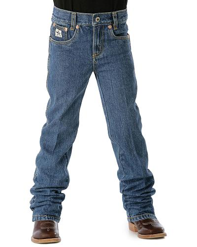 Cinch Boys Slim Fit Jeans 4-7 Western & Country MB10041001 IND