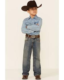Cinch Boys' Low Rise Slim Fit Jeans - 4-7