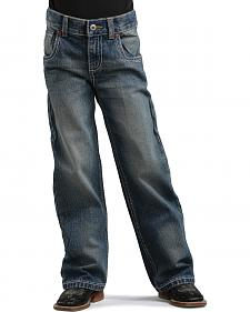 Cinch Boys' Gunnar Regular Fit Bootcut Jeans - 4-7