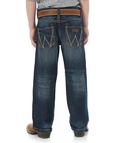 Wrangler Retro Relaxed Dusk Boot Cut Jeans - 8-16