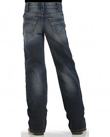 Cinch Boys' Carter Slim Fit Bootcut Jeans - 4-7