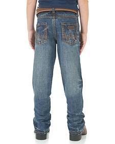 Wrangler Retro Boys' Relaxed Bootcut Jeans