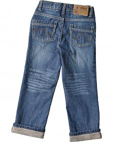 Silver Toddler Boys' Benny Straight Leg Jeans - 2T-4T
