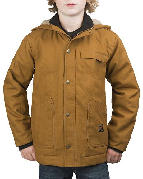 Walls Youth Cameron Insulated Hooded Jacket