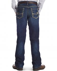 Ariat Boys' B4 Ridgeline Relaxed Fit Boot Cut Jeans