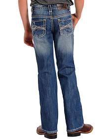 Rock and Roll Cowboy Boys' BB Gun Bootcut Jeans (7 - 20)
