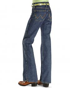 Girls' Wrangler Ultimate Riding Jeans - Reg/Slim 7-14