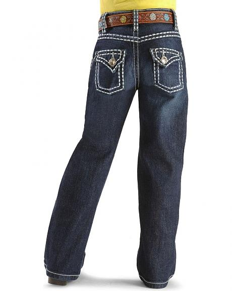 Wrangler Rock 47 Girls' Denver Darling Jean - 7-14