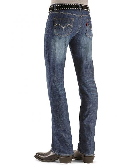 Girls' Levi's ® Slim Straight Leg Jean - 4-6X