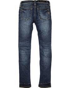 Miss Me Girls' Thrill Rider Skinny Jeans