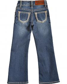 Cowgirl Legend May Lillie Girls' Stitched Jeans