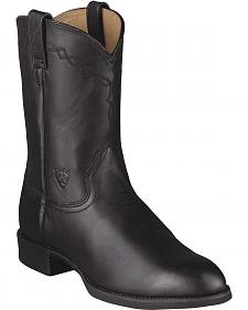 Ariat Heritage Roper Cowboy Boots