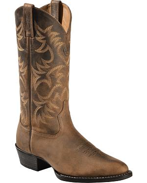 Ariat Heritage Cowboy Boots