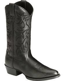 Ariat Heritage Deertan Cowboy Boots