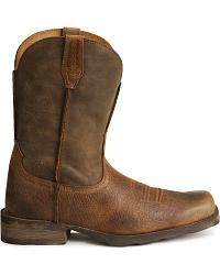 Ariat Rambler Cowboy Boots - Square Toe at Sheplers