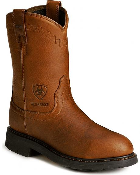Ariat Sierra H2O Waterproof Work Boots