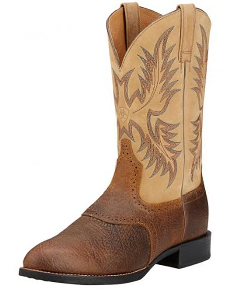 Ariat Heritage Stockman Boots