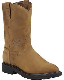 Ariat Sierra Western Work Boots