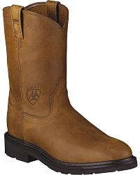 Ariat Sierra Work Boots - Steel Toe at Sheplers