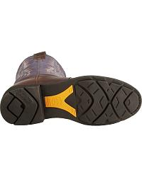 Ariat Sierra Saddle Vamp Work Boots - Soft Toe at Sheplers