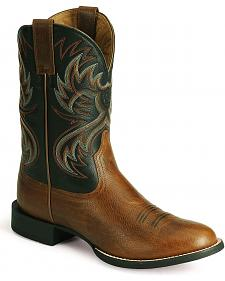 Ariat Heritage Horseman Cowboy Boots - Round Toe