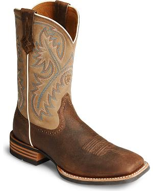 "Ariat Quickdraw 11"" Western Boots"